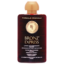 Tinted Self-Tanning Lotion