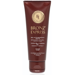 Tinted Self-Tanning Gel